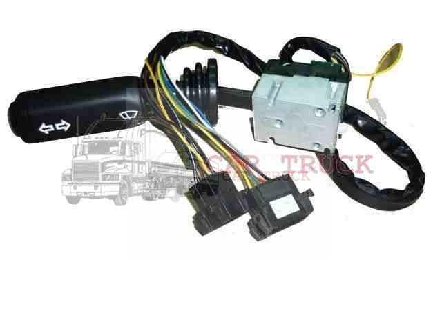 přepínač stěračů a potkávacích světel MAN F2000