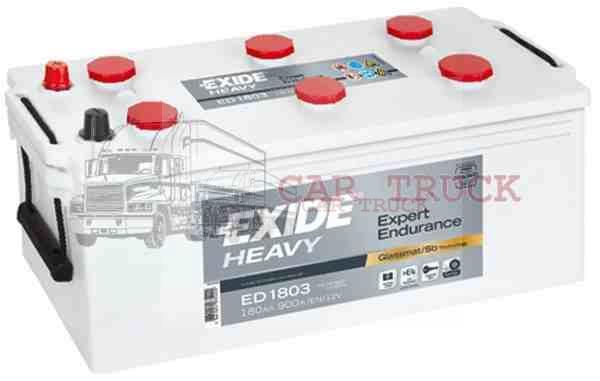 autobaterie EXIDE EXPERT 140Ah