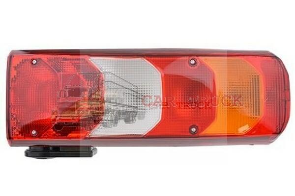 zadní lampa MB ACTROS MP 4 pravá se signálem couvání