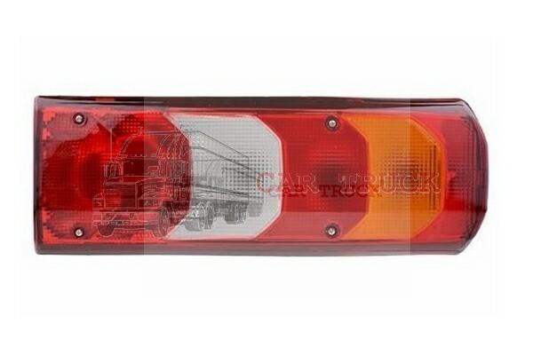 zadní lampa MB ACTROS MP 4 pravá