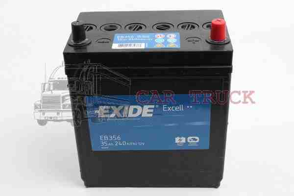 autobaterie EXIDE EXCELL 35Ah