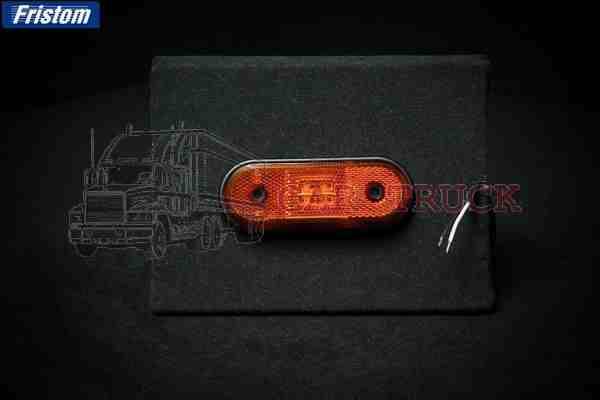 světlo poziční LED oranžové