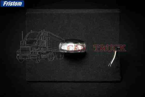 světlo poziční LED červené